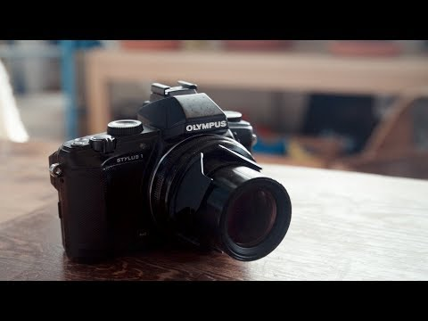 Review - Olympus Stylus 1 in 2019 - Cheap & Powerful