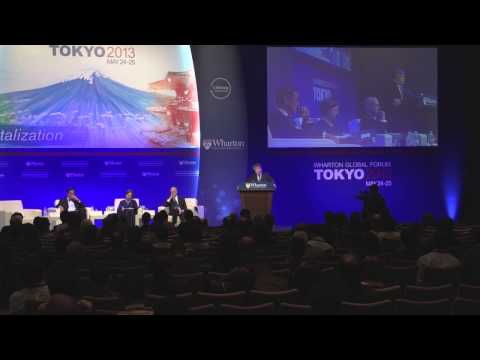 Wharton Global Forum Tokyo 2013 - Keynote Panel of Central Bank Governors