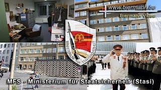 MFS - Ministerium für Staatsicherheit (Stasi)