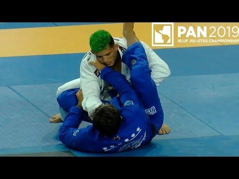 Lucas Barbosa Vs Leandro Lo / Pan Championship 2019