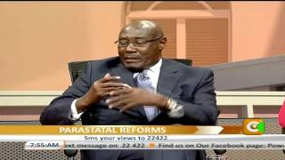 Cheche Parastatal Reforms