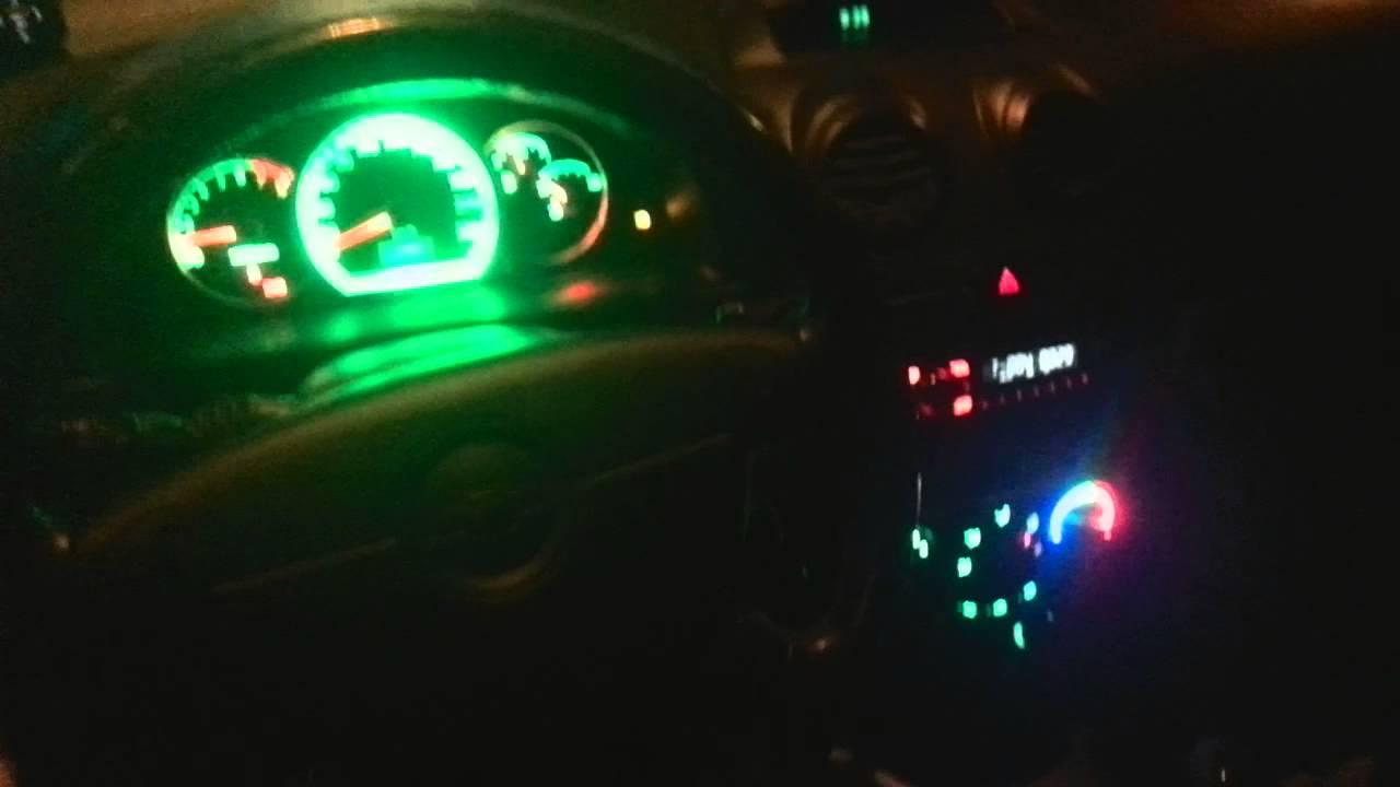 Первые минуты после аварии. Трасса Пермь-Кунгур 21.10.2012 - YouTube