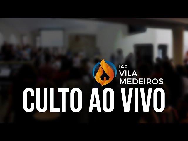 17/10  – ORIENTADOS PELA PALAVRA – Pr. Samuel Braz