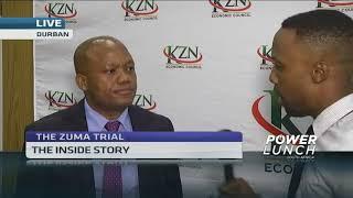 Sihle Zikalala speaks on upcoming Zuma corruption trial