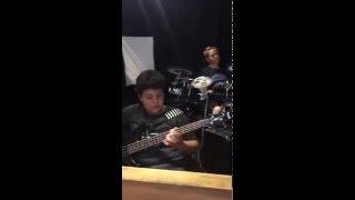 Jerabek Talent Show Band - Joel, Reese, Rayne