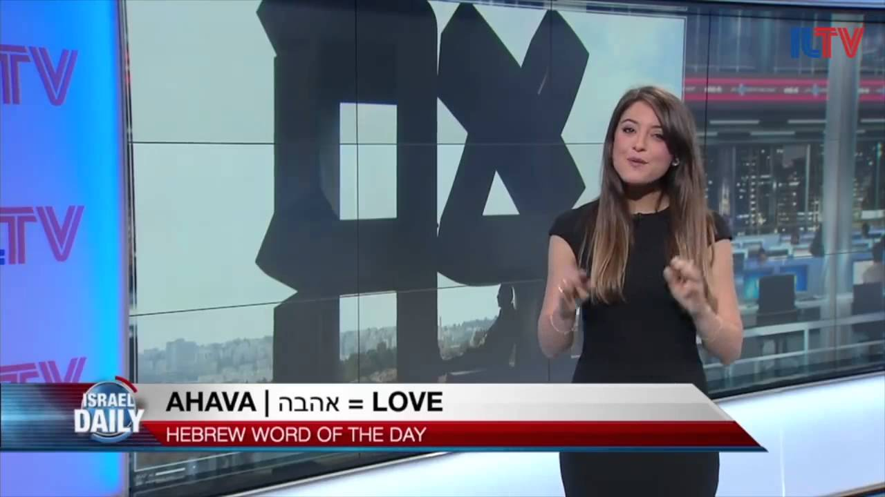 Meaning of Ahava (Love) in Hebrew