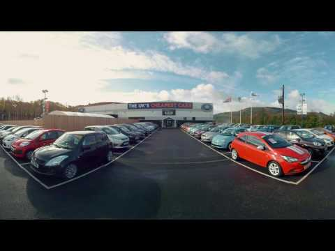 Trade Centre Wales, Cardiff North - 360° Video Tour - S3 Advertising