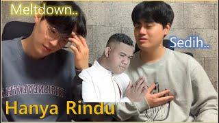 Download Mp3 ANDMESH HANYA RINDU REACTION korean reaction