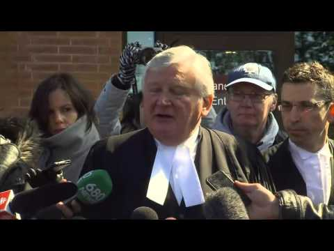 Video: Marco Muzzo's lawyer says his client fully accepts the sentence