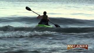 The NuCanoe Frontier - Stability, Paddling Performance, & In The Surf