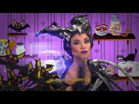 La bruja Marga | Coman todo | Panam  | Canciones infantiles