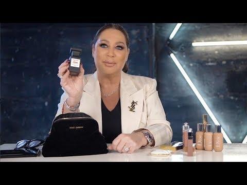 Что в косметичке у Fashion-директора ЦУМа Аллы Вербер?