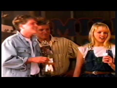 1988 BIG M ( Flavoured Milk ) TVC