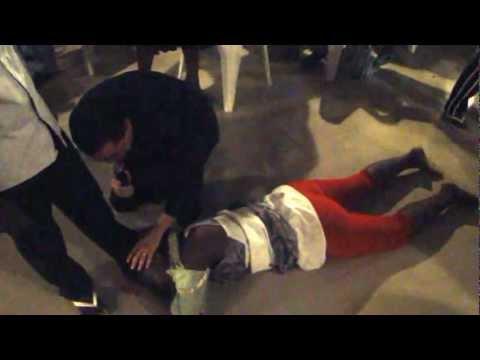 libertações na Africa-forte-Pr Maicon Efrain