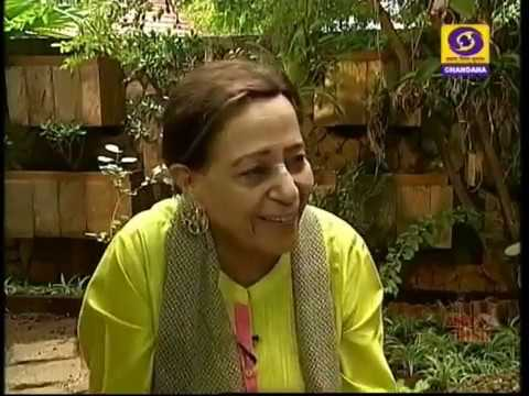 Sanchaya | Interview with Grandmaster of Ikebana Leela Rajkumar | DD Chandana