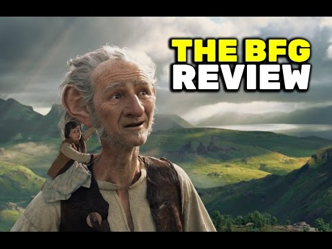 "Review: ""The BFG"" - directed by Steven Spielberg"