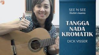 See N See Guitar Lessons - Tangganada Kromatik - Dick Visser