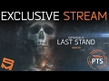 Last Stand Compare To Grp In Live Gameplay Of Thedivision