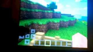 Minecraft Pocket Edition Glitch: No Fall Damage