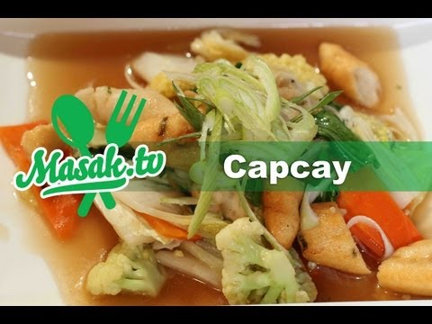 Capcay | Recipe #027