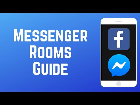 How To Use Messenger Rooms - Beginners Guide For Mobile & Desktop