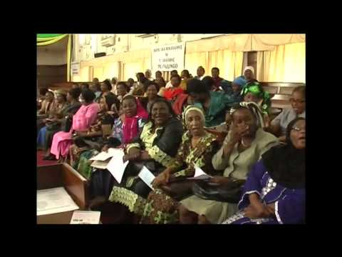 WOMAN´S FRIEND IS A WOMAN - A Documentary on Tanzania Women Cross-Party Platform