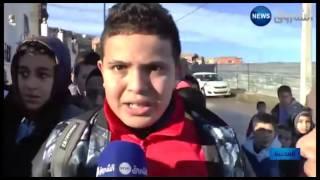سكيكدة: احتجاجات وغضب بعد مقتل تلميذ أمام متوسطة بورنان