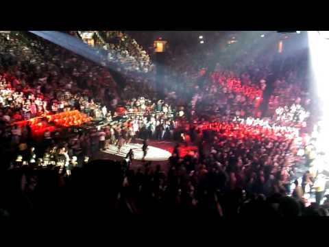 A day to remember - Paranoia live @ Don Haskins center in el Paso Texas