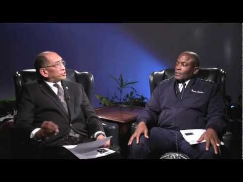 AFCEA Five Questions Leadership Video - Lt. Gen. Ronnie Hawkins, USAF