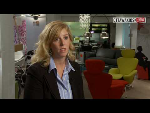 Jennifer Cross - Ottawa Furniture Retail Store recommends OttawaKiosk.com