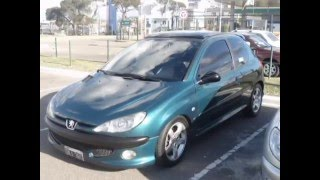 206 gti video tributo final con su evolucion