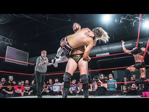 Joe Hendry & El Ligero vs. SCC (WCPW Loaded: September 21st, 2017 - Part 4)