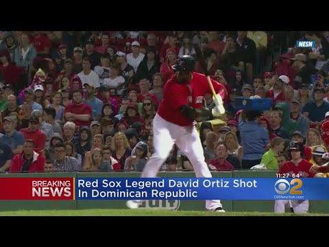 Andi and Kenny  - Red Sox Star David Ortiz Shot