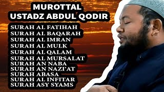 Download Video MUROTTAL AL QURAN USTADZ ABDUL QODIR MP3 3GP MP4