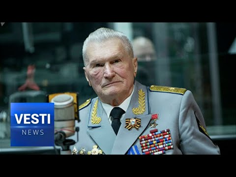 The Making of a Warrior! VESTI Profiles Alpha Unit Hero of the Soviet Union Gennady Zaitsev!
