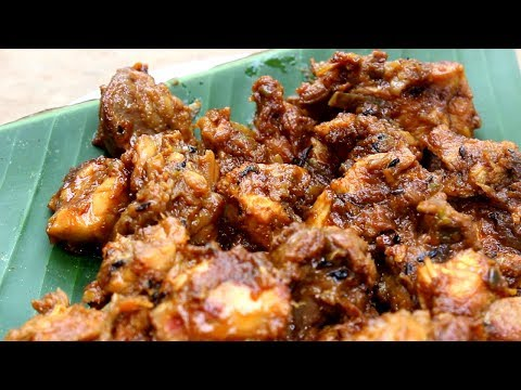 Winter Special Kasha Chicken Recipe | Indian Mashala Chicken Village Style