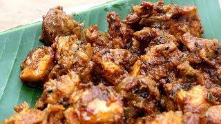 Winter Special Kasha Chicken Recipe | Indian Mashala Chicken Village Style