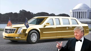 Unbelievable SECRET Facts about the Presidential Limo! thumbnail