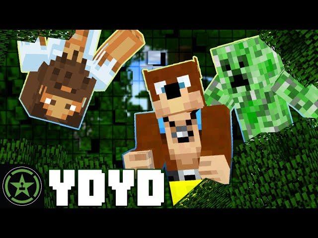 Let's Play Minecraft - Episode 304 - Tree Boys (YDYD Part 2)
