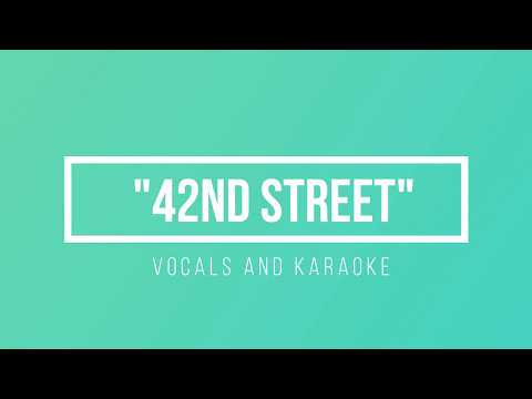 42nd Street Audition