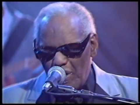 Ray Charles  Hit the Road Jack on Saturday  1996