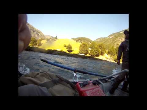 Dry Fly Fishing in Chile with the Peak Fly Shop Colorado Springs