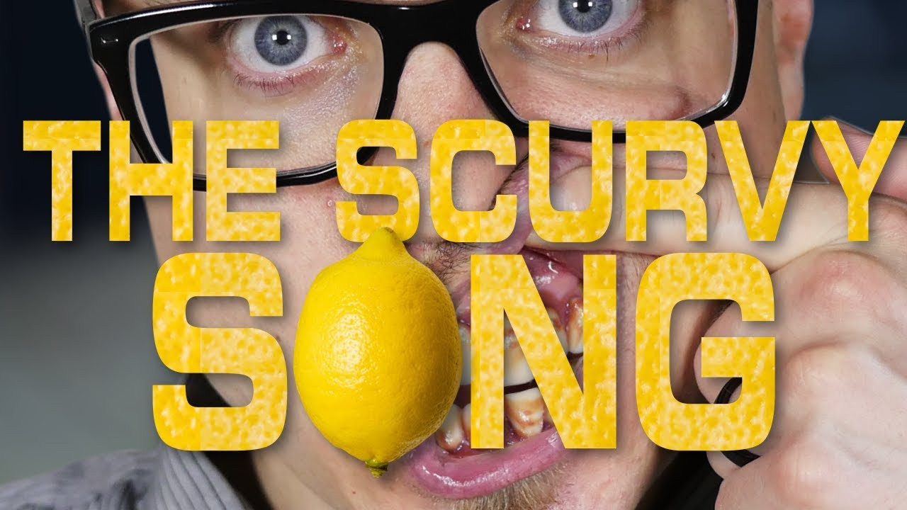 """The Scurvy Song - Vsauce2 Songify by Schmoyoho - Huge thanks to Schmoyoho for remixing and songifying my video, """"The Cure We Forgot!"""""""