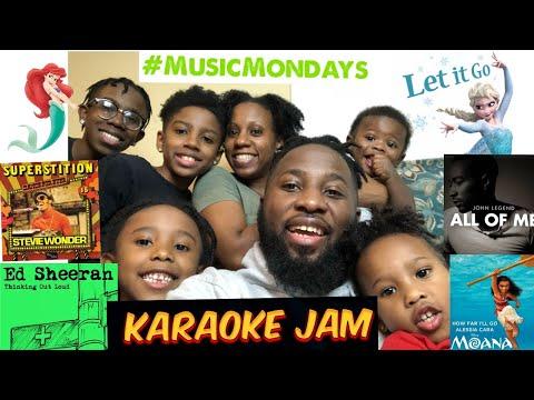Music Mondays   Family Karaoke Jam   Winner Takes All