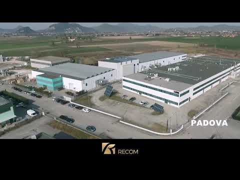 RECOM_state of art manufacturing facilities