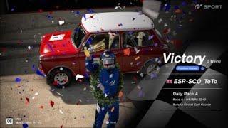 Gran Turismo™Sport Daily Race A Mini Cooper Madness at Suzuka
