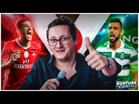 ZORLAK FALA SOBRE A SUPERTAÇA | BENFICA 5-0 SPORTING