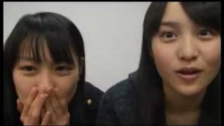 ももいろクローバー【百田夏菜子&高城れに】TALK