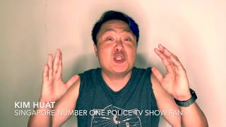 Kim Huat watches Criminal Minds Beyond Borders Part 2 of 2