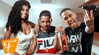 MC Zaquin e MC Braz - Eu catuquei (Official Music Video)